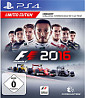 F1 2016 Limited Edition PS3-Spiel
