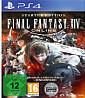 Final Fantasy XIV Starter Edition PS4-Spiel