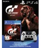 Gran Turismo Sport + Wireless Dual Shock Controller GT Sports (Limited Edition) PS4-Spiel