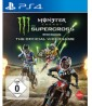 Monster Energy Supercross - The official videogame PS4-Spiel