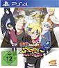 Naruto Shippuden Ultimate Ninja Storm 4: Road to Boruto PS4 Spiel