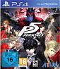 Persona 5 PS4-Spiel