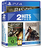 2 Hits Pack: Risen 3 (Enhanced Edition) + Mount & Blade Warband PS4 Spiel
