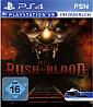 Until Dawn: Rush of Blood (PSN) PS4-Spiel