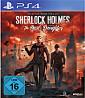 Sherlock Holmes: The Devil's Daughter PS4-Spiel