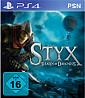 Styx: Shards of Darkness (PSN) PS4 Spiel
