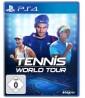 Tennis World Tour PS4-Spiel