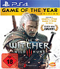 PS4: The Witcher 3: Wild