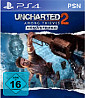 Uncharted 2: Among Thieves Remastered (PSN) PS4-Spiel
