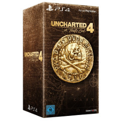 Uncharted 4: A Thief's End - Libertalia Collector's ...