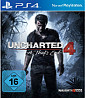 Uncharted 4: A Thief's End PS3-Spiel