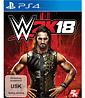 WWE 2K18 PS4-Spiel