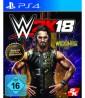 WWE 2K18 (Wrestlemania Edition) PS4-Spiel