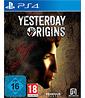 Yesterday Origins PS4-Spiel
