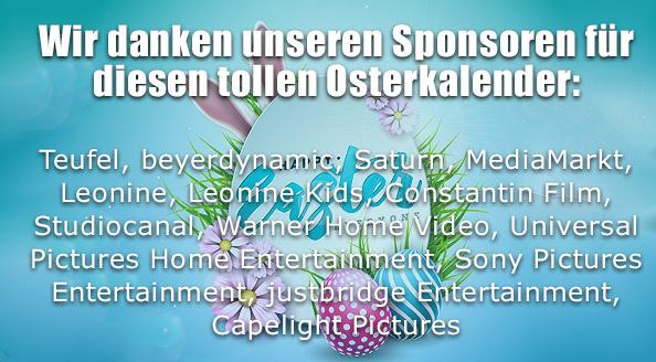 bluray-disc.de Osterkalender 2020
