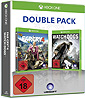 Big Hit Pack: Far Cry 4 & Watch Dogs PS4-Spiel