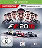 F1 2016 Limited Edition Xbox One Spiel