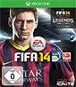 FIFA 14 PS4-Spiel