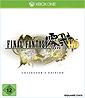 Final Fantasy Type-0 HD - Collector's Edition PS4-Spiel