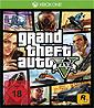 Xbox One: Grand Theft Aut