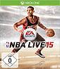 NBA Live 15 PS4-Spiel