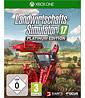 Landwirtschafts-Simulator 17: Platinum Edition Xbox one Spiel