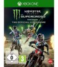 Monster Energy Supercross - The official videogame Xbox One Spiel