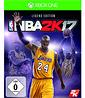 NBA 2K17 - Legend Edition Xbox One Spiel