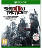 Shadow Tactics: Blades of the Shogun PS4-Spiel