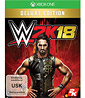 WWE 2K18 Deluxe Edition Xbox One Spiel