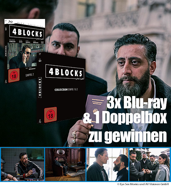 Eye See Movies Und Av Visionen Verlosen 3 Blu Rays 4 Blocks Staffel