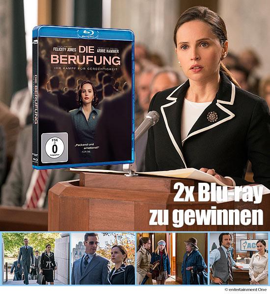 Entertainment One Verlost 2 X Die Berufung Auf Blu Ray