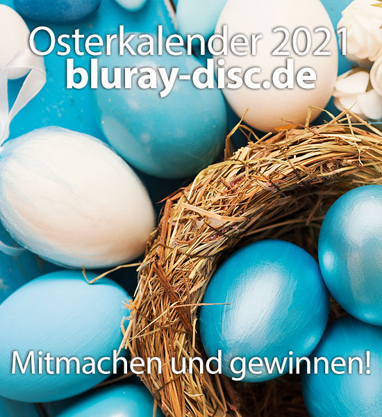 bluray-disc.de Osterkalender 2021