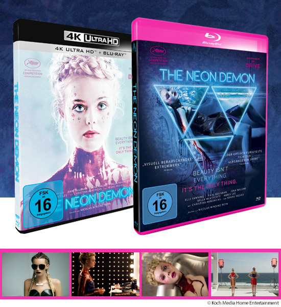 Verlosung: The Neon Demon