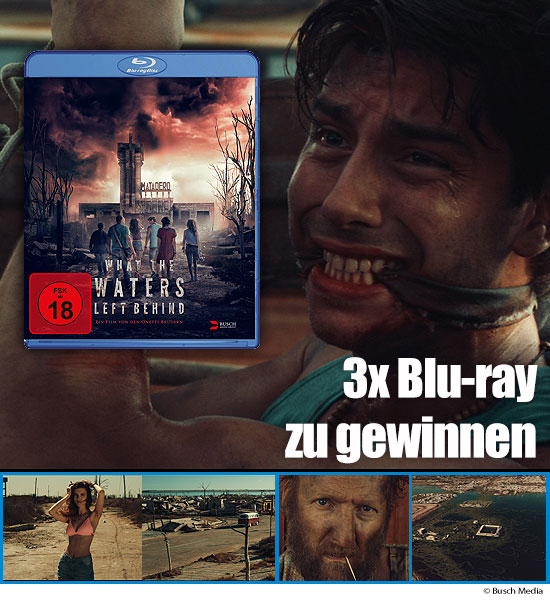 Verlosung: 3 Blu-rays What the Waters Left Behind