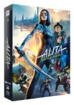 Alita: Battle Angel (2019) 4K - Black Barons Limited Collector's Edition Lenticular 3D Magnet Fullslip XL 1# Steelbook (4K UHD + Blu-ray 3D + Blu-ray) (CZ Import)
