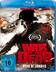 War of the Dead - Band of Zombies Blu-ray