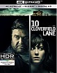 10 Cloverfield Lane 4K (4K UHD + Blu-ray + UV Copy) (US Import) Blu-ray
