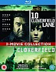 10 Cloverfield Lane /  Cloverfield - 2-Movie Collection (UK Import) Blu-ray