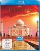 100 Destinations - Indien Blu-ray