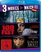 100 Feet + Haunt + Lovely Molly (3-Disc Set) Blu-ray