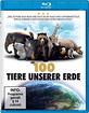 100 Tiere unserer Erde (Neuauflage) Blu-ray