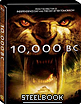 10,000 BC - Steelbook (CA Import ohne dt. Ton) Blu-ray