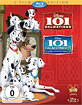 101 Dalmatiner 1&2 Collection Blu-ray