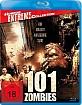 101 Zombies (Horror Extreme Collection) Blu-ray