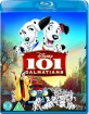 101 Dalmatians (1961) (UK Import ohne dt. Ton) Blu-ray