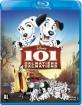 101 Dalmatiers (1961) (NL Import) Blu-ray