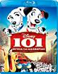 101 Σκυλιά της Δαλματίας (1961) (GR Import ohne dt. Ton) Blu-ray
