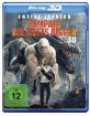 Rampage: Big Meets Bigger 3D (Blu-ray 3D + Blu-ray)