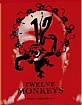 12 Monkeys (1995) - Mlife Exclusive Limited Full Slip Edition (CN Import ohne dt. Ton) Blu-ray